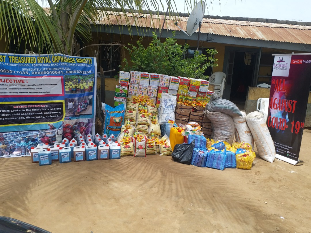 The LBF Relief Projects 2